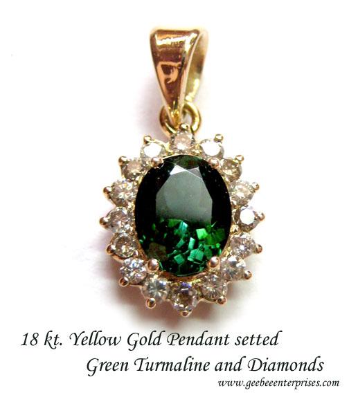 Gee bee enterprises 18kt yellow gold pendants 18kt yellow yellow gold pendants gb 104 001 aloadofball Images